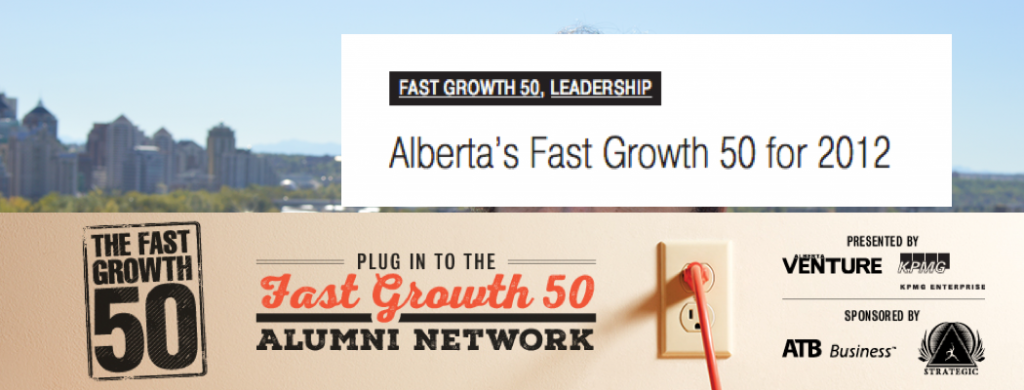 Leader of the Fast Growth 50 Companies