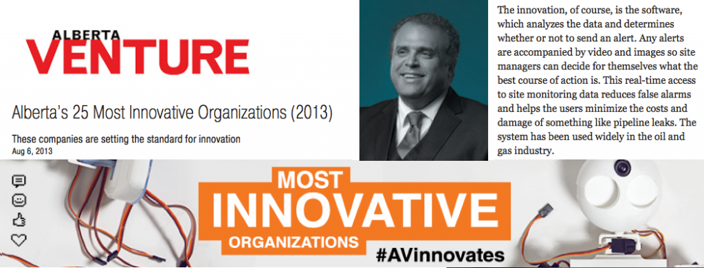 Names the Most Innovative
