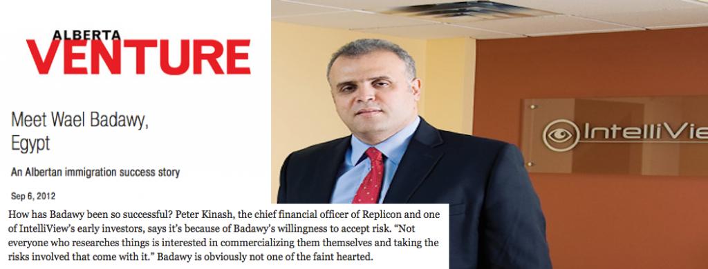 Meet Wael Badawy